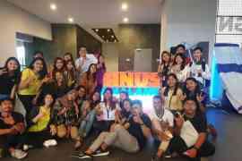 Internship Program Info Session at Binus Malang